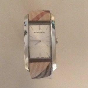 Woman's Burberry Watch